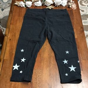 MAURICES STAR LEGGINGS SOFT CUTE COMFORTABLE